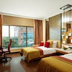 Superior Charm Twin Bedded Room
