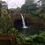 Rainbow Falls Foto