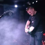 Richy Neill playing live