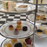 Afternoon tea at Hadley's