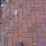 Former Hokkaido Govt Building_red bricked path