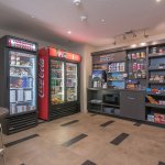Grab your favorite snack, beverage or convenience items.