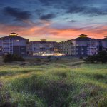 WorldMark Long Beach Exterior Sunrise
