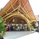 Bamboe Koening Restaurant Ubud Bali - Terracce