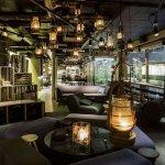 Lounge at STF Göteborg City Hotel