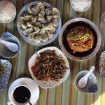 Dishes at Fairy Su
