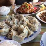 Vegetarian Dumplings at Fairy Su