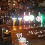Interno bancone pub