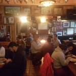 interno sala ristorante