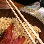 Instant noodles available for breakfast!!!!!