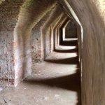 Monastery passageways
