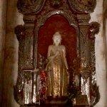 Inside monastery