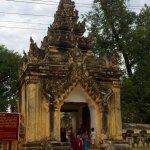 Monastery entrance