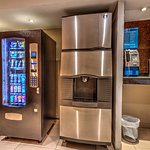 Vending and Ice machines