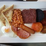Scottish Breakfast for hungry as this is some eat to have