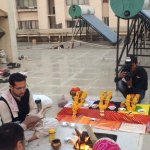 Havan on rooftop