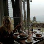 Crater view restaurant