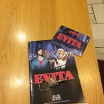 Great night at Evita, amazing cast and crew! This theatre is a pleasure to visit, not been for a