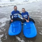 Those who surf together stay together! Surfing is a fantastic activity to try as a couple.