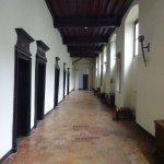 L'incroyuable couloir du 1° étage