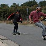 Longboarding & Skateboarding