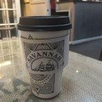 Wondering coffee shop!