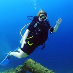 """best place to get certifications for diving, great dive masters like """"Ivon"""""""