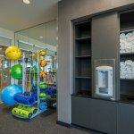 Fitness Center Hydration Station