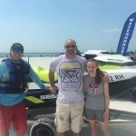Request Steve if your going for a jet ski dolphin tour. He's like a walking encyclopedia on dolp