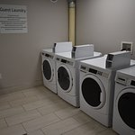 Laundry room for public use