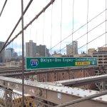 Finally we reach Brooklyn
