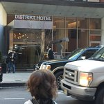Foto de Distrikt Hotel