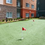 Unwind on our Putting Green at Residence Inn by Marriott Houston Pasadena
