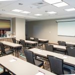General Warren Meeting Room - Classroom Setup