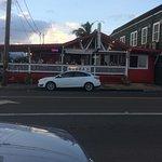 Bubbas Burgers in Kapaaa, Kauai