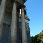 Basilica's entrance