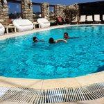 Pool at Villa Konstantin.