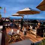 Lounge 5 - Roof Top Terrace
