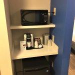 In Room Coffee Station / Micro / Fridge