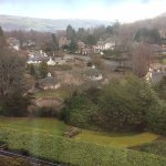 View from 316 over Strathpeffer March 2017