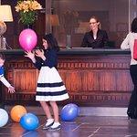 Families R Forte at Hotel Amigo