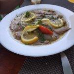 Fish Carpaccio