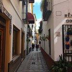 Photo de Barrio Santa Cruz