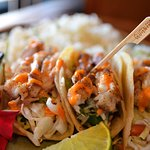 Twigs Tavern and Grille's delicious Fish Tacos