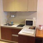 Kitchette (Exec 1-bedroom apartment)