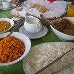 srilankesisches Frühstück