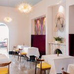 Terra Mae Restaurant Dining Area