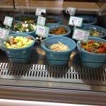 Good salad selections