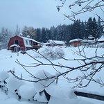 Foto de Red Barn Lodge