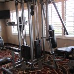 Other machines in the fitness center